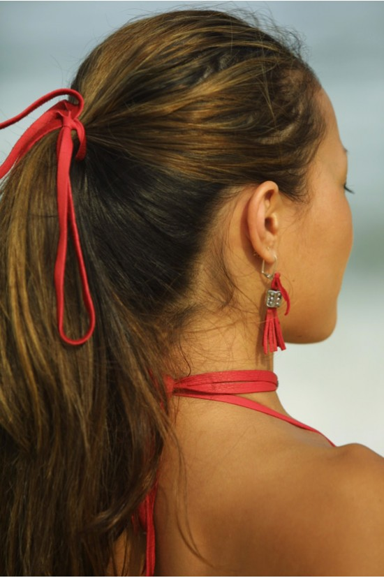 Fringed Earrings